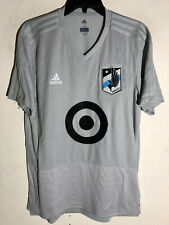 Adidas MLS Jersey Minnesota United FC Team Gray sz M