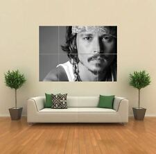 JOHNNY DEPP HUGE NEW GIANT LARGE ART PRINT POSTER PICTURE WALL G928