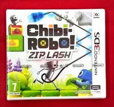 Chibi-Robo! Zip Lash - Nintendo 3DS - NUEVO
