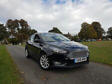 2016 16 FORD FOCUS TITANIUM 1.0 ECO BOOST AUTO PETROL DAMAGED REPAIRED