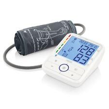 Oberarm Blutdruckmessgerät Pulsmessung Bluetooth LC-Display Silvercrest SBM68