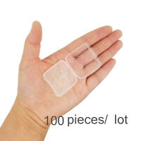 Lot 100 Plastic Case For Micro SD MicroSD memory card SanDisk Kingston Transcend