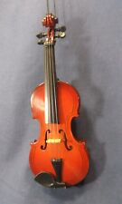 Violin Ornament Musical Instrument Collectible Holiday Home Decor