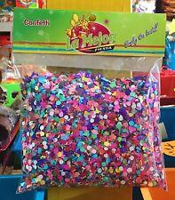 La Mejor Fiesta Mexican Multicolor Paper Confetti 2 Pack - 6.2 Ounces