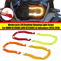 Daytime Running Light Cover For BMW R1200GS ADV R1250GS LC Adventure 2013-2018 D