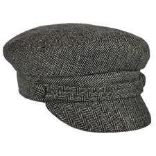 Cappelli da donna grigia in misto lana