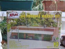 Atlas, Fruit & Vegetable Produce Market Building KIT, HO Scale #761 FREE POST