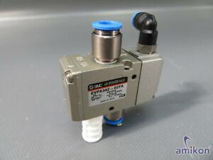SMC EVPA342-02FA Ventil Pneumatikventil Druckluft Magnetventil