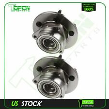 Pair Front Left Or Right Wheel Hub Bearing Assembly For Ford F-150 Trucks 4WD