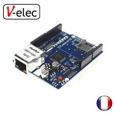 Tinxi W5100 Ethernet Shield Réseau Module Planche pour Arduino UNO R3 Tf...