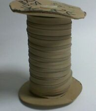 28 Meter Roll Of Continuous 24mm Nude Upholstery Zip - #3L502