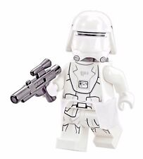 LEGO STAR WARS MINIFIGURES FIRST ORDER SNOWTROOPER WITH KAMA SNOW TROOPER 75100