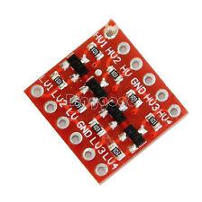 2PCS 4 hannel 3.3V-5V Logic Level Converter Bidirektional Shifter Modul