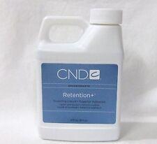 CND Creative Nail Acrylic RETENTION Acrylic Liquid Monomer 16 oz