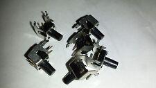 Microtaster  SUPERFLACH  7x6mm stehend     6 Stück langer Pin