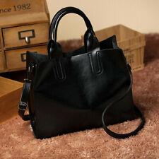 Fashion Women Lady Leather Handbag Tote Purse Messenger Shoulder Bag Satchel CA