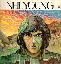 Neil Young  Vinyl LP Reprise Records,1970 reissue, RS-6317, Self-titled ~ EX