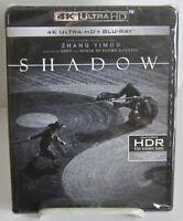 Shadow 4k Ultra HD + Blu-ray Well Go USA Aug/2019 D. Zhang Yimou 8/13/19