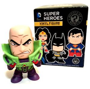 Funko Lex Luthor Authentic Mystery Mini DC Comics Super Heroes Collectible Box