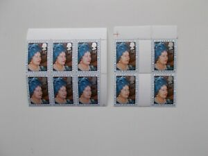 GB Wholesale Offer 1980 Queen Mother's 80th Birthday x 10 Sets U/M - FREE p&p