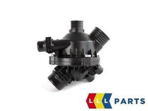 NEW GENUINE BMW 2.3I 2.5 2.8 3.0 PETROL ENGINE COOLANT THERMOSTAT WITH HOUSING