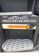 LOSE THE BOOTS STICKER FOR TRUCKS SCANIA VOLVO DAF MAN MERCEDES LORRY DRIVER