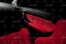 JDM Red BRIDE Racing Seat Cover Door Panel Armrest Decoration Material 2Mx1.6M