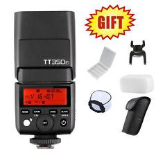 Godox TT350F 2.4G HSS 1/8000s TTL Flash Speedlite for Fuji Mirrorless Camera