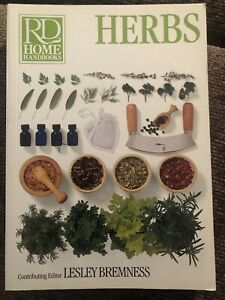 Herbs by Reader's Digest Editors (1990, Paperback)