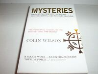 MYSTERIES An Investigation Into The Occult, The Paranormal, And The Supernatural