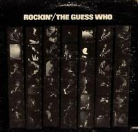 *NEW* CD Album The Guess Who - Rockin' (Mini LP Style Card Case)
