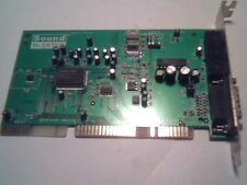 Creative Labs Sound Blaster CT4180 vintage 16 bit ISA Card rare no Vibra16 label