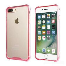 Slim Shockproof Transparent Crystal Clear Box TPU Case Cover For IPhone 7 Plus