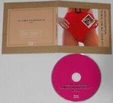 Jenn Champion - O.M.G. (I'm All Over It)  U.S. promo cd, digipak cover
