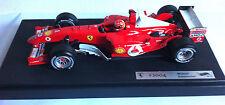 Rarität - Michael Schumacher Ferrari F2004 1:18 Mattel Hot Wheels B6200-0510 OVP