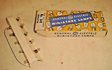 Vintage General Electric Miniature Lamps No.346 pack of 10