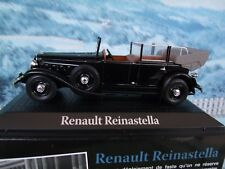 1/43 ATLAS  RENAULT Reinastella,  Albert Lebrun, 1938  Presidential cars