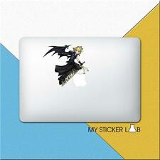 Final Fantasy MacBook Decal Cloud Apple Sticker Laptop Vinyl Chibi Game bn515