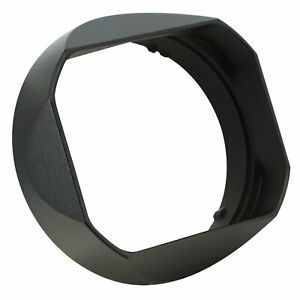 Bayonet Square Metal Lens Hood for Sony FE 40mm F2.5 G Lens with Cap FE2.5/40 G