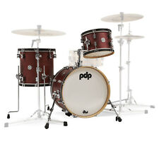 Pdp Concept Classic 3-Piece Bop 18/12/14 Drum Shell Pack - Ox Blood - Pdcc1803Ob