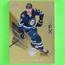 PATRIK LAINE  2017 SP SPECTRUM FX GOLD 32/50   #S36  Winnipeg Jets  .. RARE ..