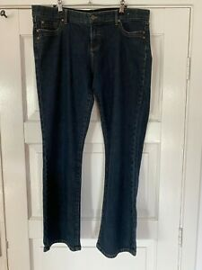 Womens STRETCH KATIES JEANS SIZE 18