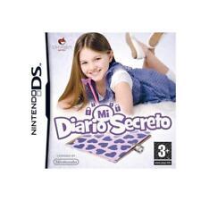 Nintendo DS Region mi diario secreto