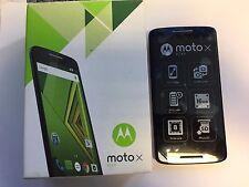 Motorola Moto X Play XT1562 16GB Black Unlocked 21Mp Octal Core-Boxed Phone