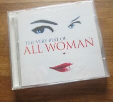 VARIOUS CD THE VERY BEST OF ALL WOMAN (2002)