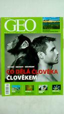 Geo Objevovat A Chapat Svet Czech Magazine Leden 2006