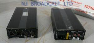 Canford 20-181 Balanced to unbalanced and unbalanced to balanced audio converter