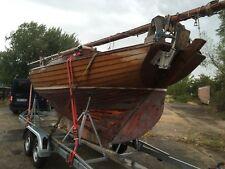 Segelboot Segelyacht Folkeboot