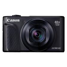 Canon PowerShot SX740 HS 20.3MP 4K Digital Camera 40x Optical Zoom Wi-Fi + case