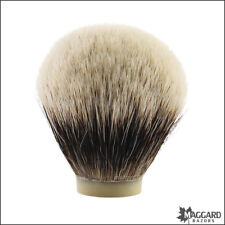 Maggard Razors 28mm 2-Band Badger Shaving Brush Knot Only